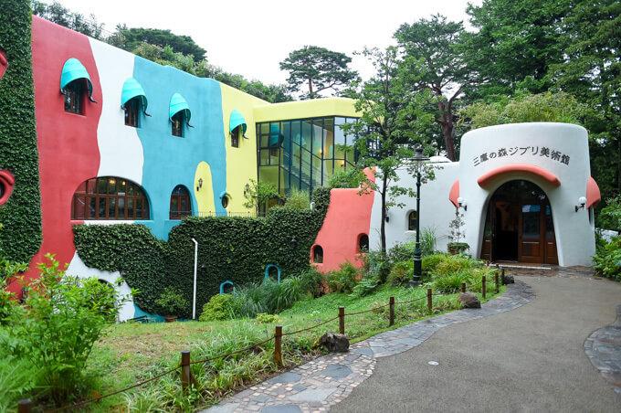 """คู่มือเที่ยว """"พิพิธภัณฑ์จิบลิมิทากะโนะโมริ"""" ฉบับสมบูรณ์"""