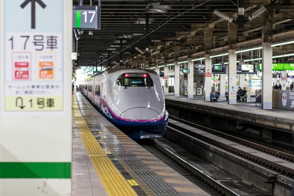 Train to Gala Yuzawa