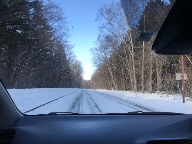 ขับรถต่างประเทศครั้งแรกก็ฮอกไกโด หน้าหนาวจ้า สู้!!!