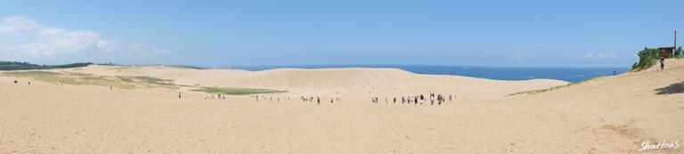 """ตะลุย """"ทตโตริ – Tottori"""" ดินแดนแห่งทะเลทราย"""