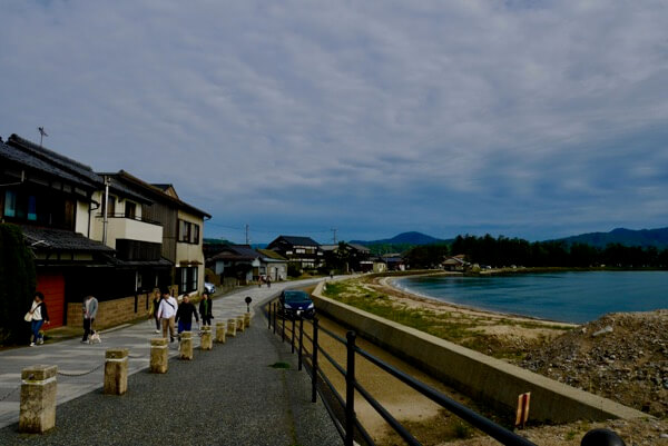 เที่ยว Amanohashidate และ Ine ฉบับเที่ยวคนเดียวแบบเหงาๆ
