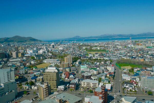 แวะเที่ยวฮาโกดาเตะ 1 วันฉบับไม่ได้วางแผน