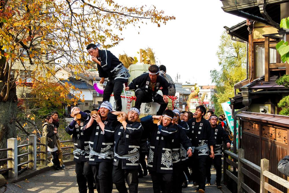 คู่มือท่องเที่ยวญี่ปุ่น เดือนตุลาคม