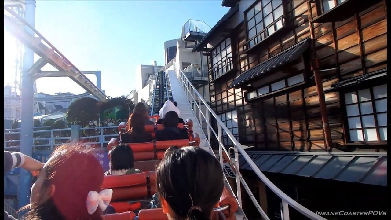ถ้าหากคุณชอบรถไฟเหาะที่จะทำให้คุณได้ปลดปล่อยเสียงกรี๊ดแล้วละก็ ห้ามพลาดต้องไปหานั่งที่ญี่ปุ่นให้ได้! 10 อันดับ รถไฟเหาะสุดเสียว