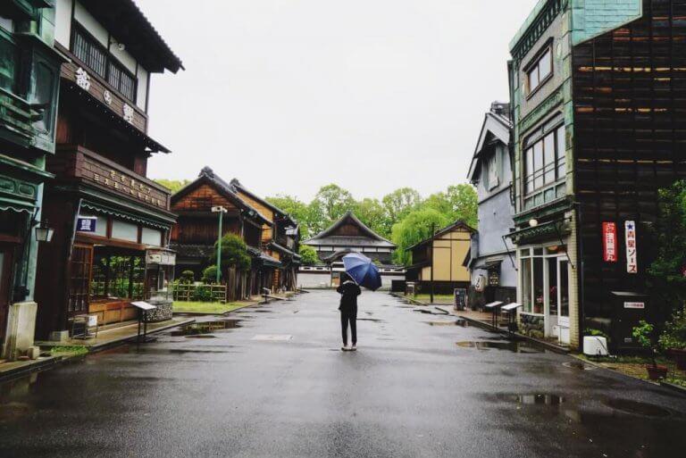 Golden week trip 14 days – ตอนที่ 3 Edo Tokyo Open Air Architectural Museum-Shimokitazawa-Odaiba