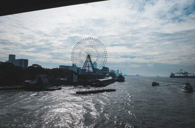 Sunrise to sunset in Osakaหนึ่งวันคุ้ม ๆ กับโอซาก้าอเมซิ่งพาส