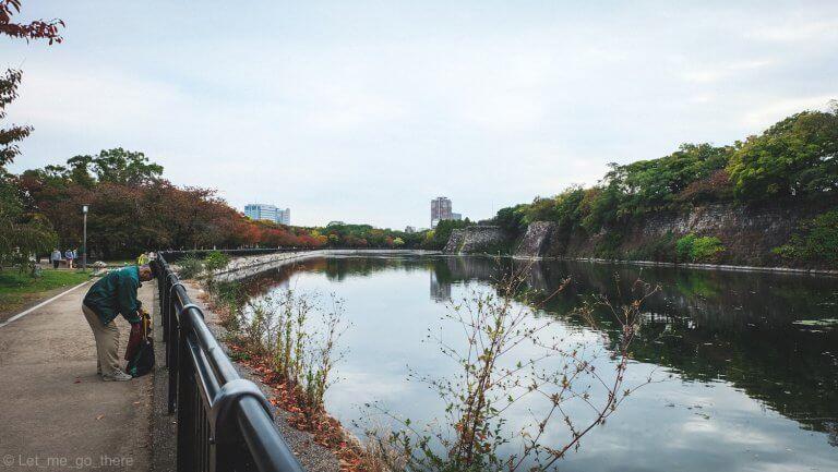 Autumn in Kansai ตอน วันแรกของทริปที่โอซาก้าและวากายาม่า มาวันแรกก็นกละ!