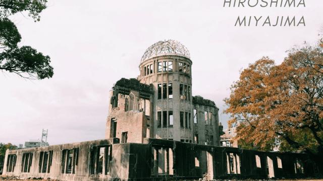 2 DAYS IN HIROSHIMA MIYAJIMA