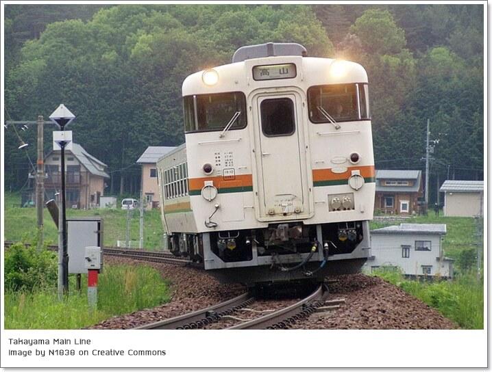 10 เส้นทางนั่งรถไฟชมวิวที่ญี่ปุ่น
