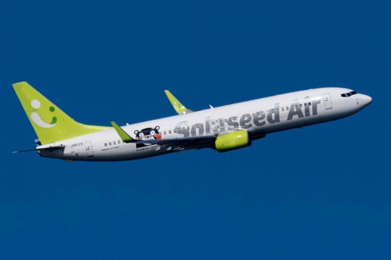 บินในประเทศญี่ปุ่นถูกๆด้วย Low Cost airlines