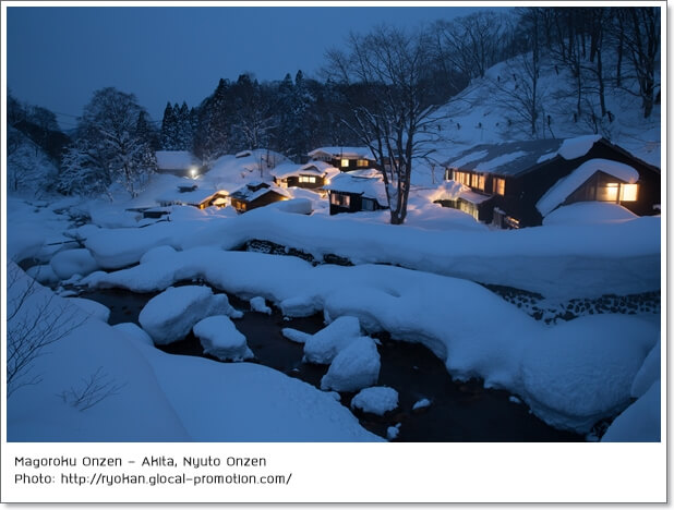 11 ที่เที่ยวแนบชิดหิมะในญี่ปุ่น…สัมผัสความขาวละมุนสุดยะเยือก