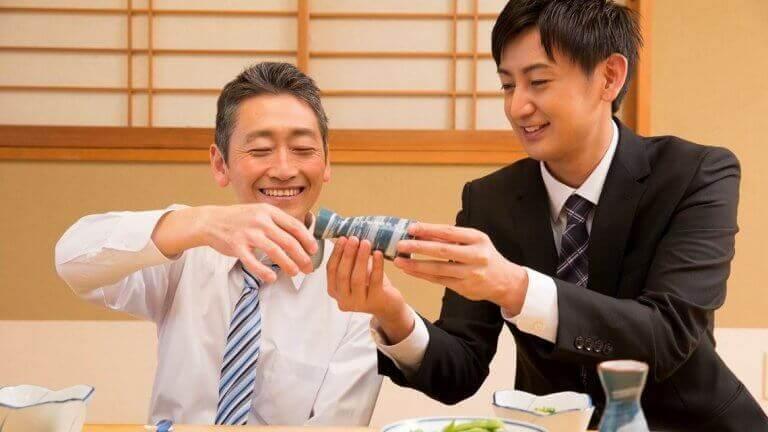 รู้จักวัฒนธรรมการดื่มของคนญี่ปุ่น