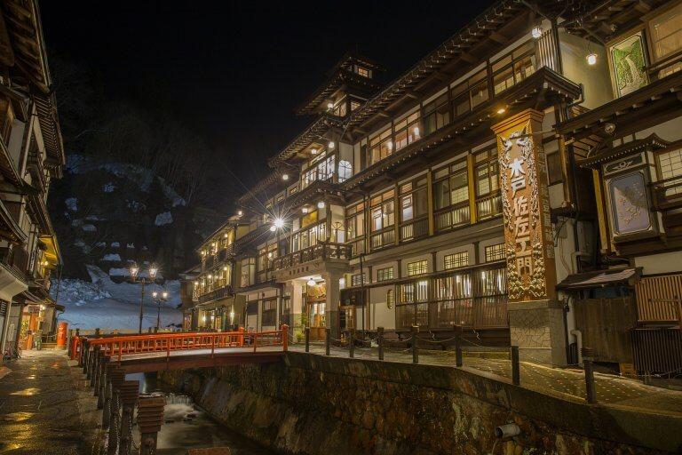 เที่ยวญี่ปุ่นที่ไหนในฤดูหนาว