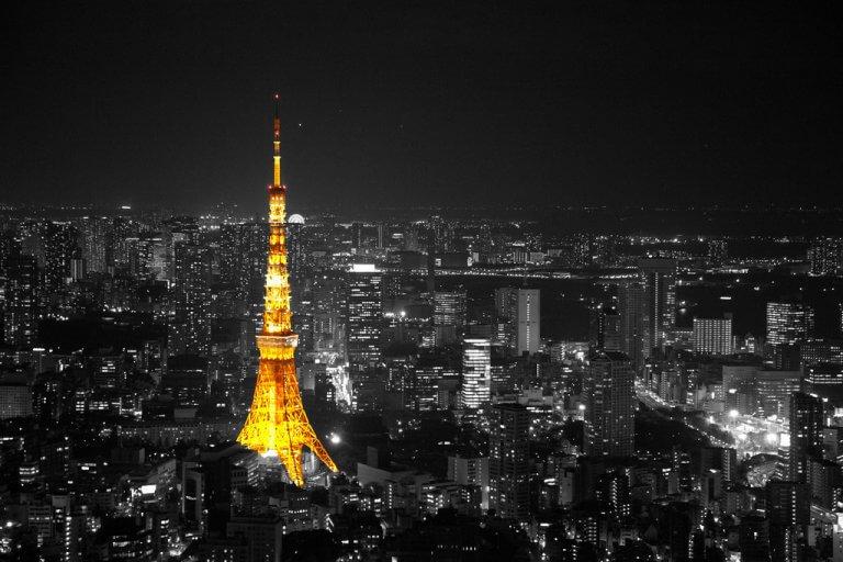 ไปขึ้น Tower ดูวิวมุมสูงของแต่ละเมือง