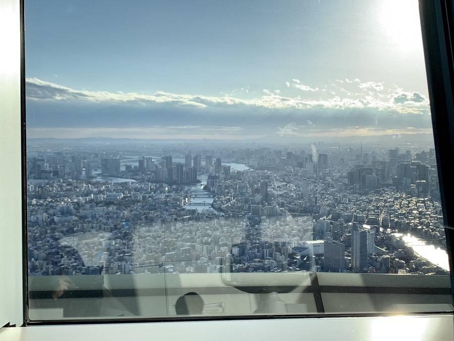 Sumida walker at Tokyo skytree & Mizumachi