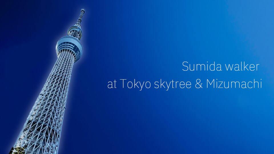 Tokyo Skytree top