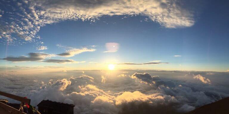 เรื่องเล่าประสบการณ์ และการเตรียมความพร้อมก่อนพิชิตภูเขาไฟฟูจิ