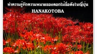 Hanakotoba Cover